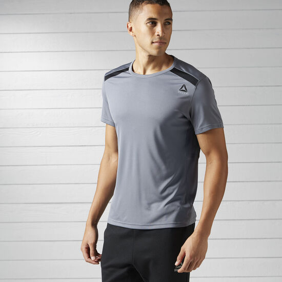 Reebok - Workout Ready Tech Tee Alloy BK6285