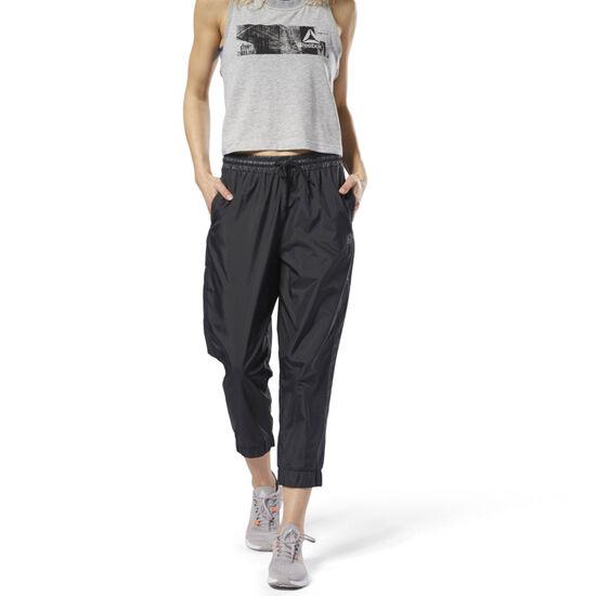 Reebok - Workout Ready Woven Pants Black CY3643