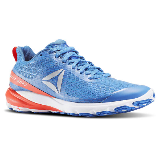 Reebok - Reebok OSR Sweet Road Echo Blue/Fire Coral/Awesome Blue/White BD4625