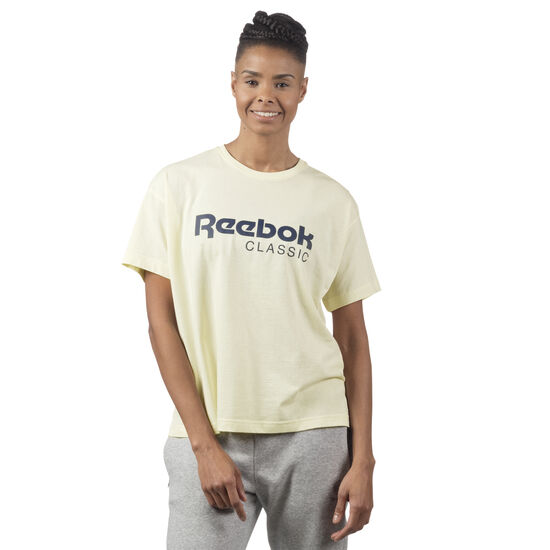 Reebok - Elevated Tee Classic White CY8335