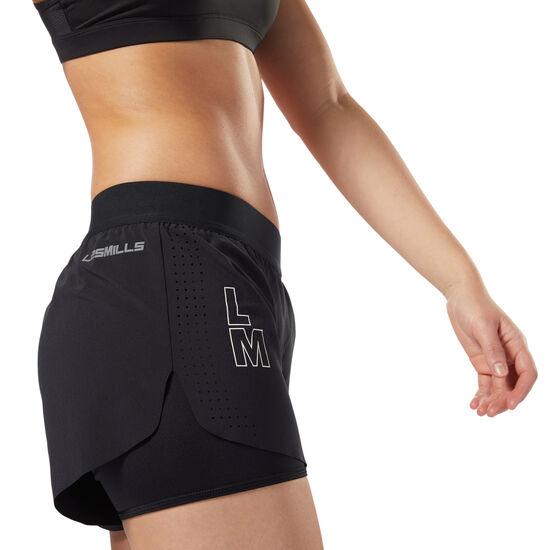 Reebok - LES MILLS™ Epic Shorts Black DJ2204