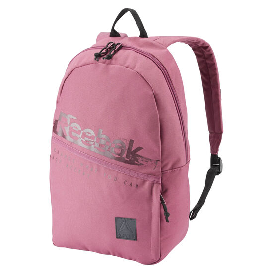 Reebok - Style Foundation Follow Graphic Backpack Twisted Berry CZ9755