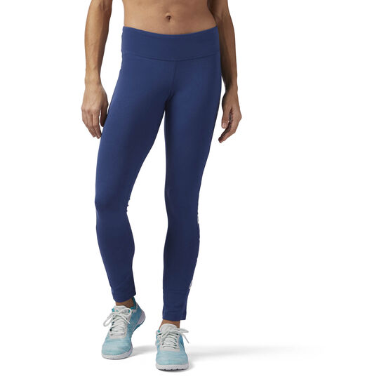 Reebok - Workout Ready Leggings Washed Blue CE4511
