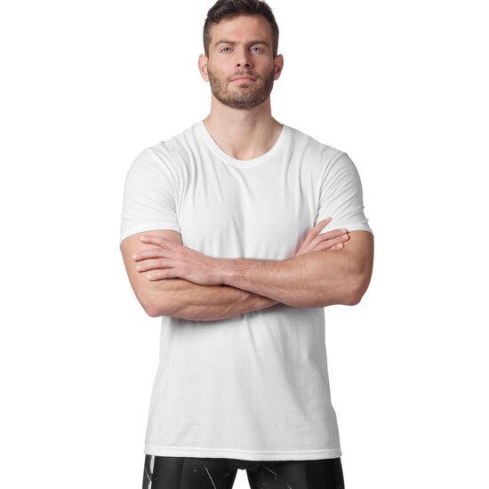 Reebok - Reebok T-Shirt White AJ8188