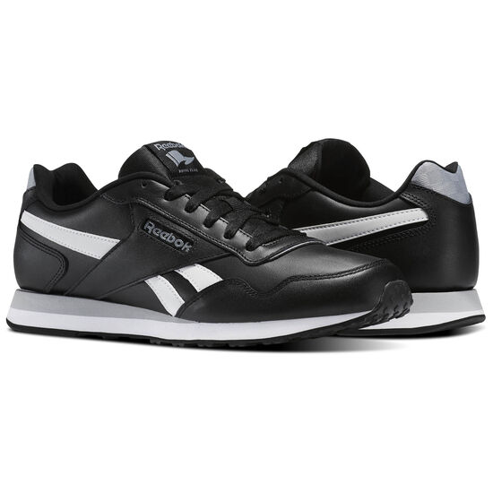 Reebok - Royal Glide LX Black/White/Baseball Grey BS8198