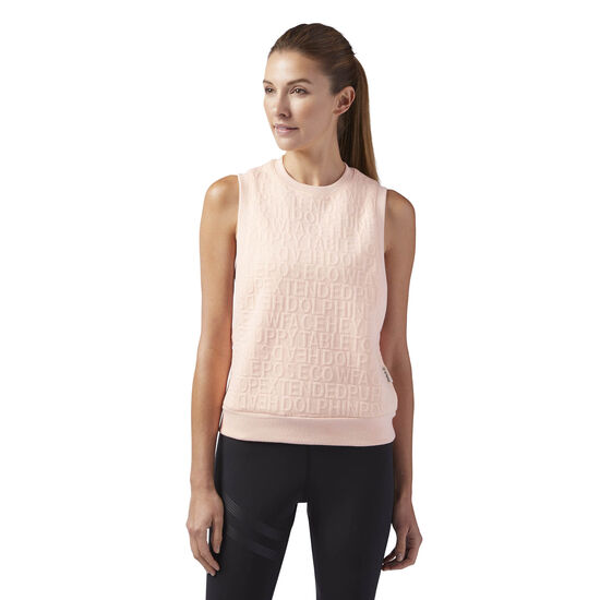 Reebok - Yoga Pose Tank Peach Twist BQ5896