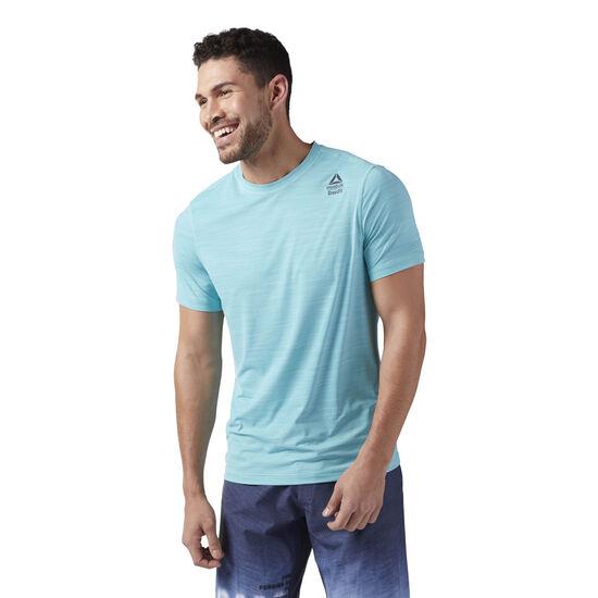 Reebok - Reebok Crossfit Activchill VENT T-Shirt Turquoise CD7638