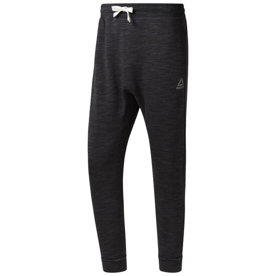 Reebok - Training Essentials Marble Pants Black D94194