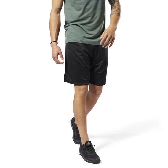 Reebok - SpeedWick Knitted Shorts Black CY4899