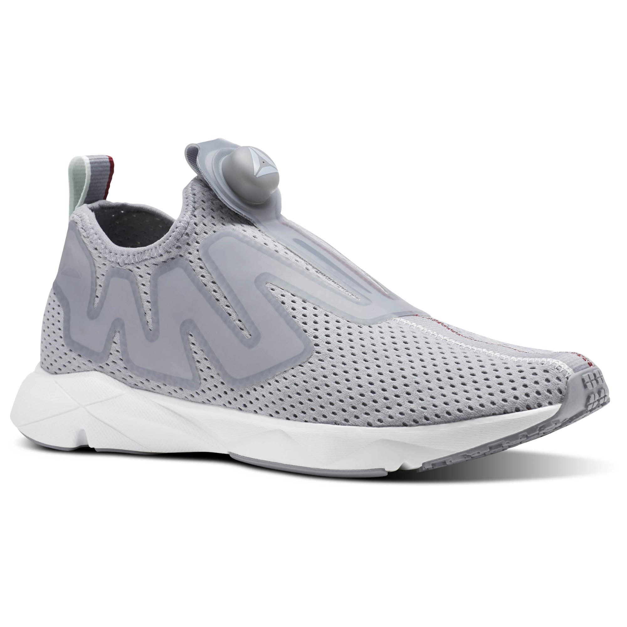 Reebok Running Shoes PUMP SUPREME TAPE For Men White CN1178