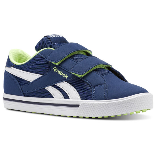 Reebok - Reebok Royal Comp 2L Alt Washed Blue/Collegiate Navy/Electric Flash CN1478