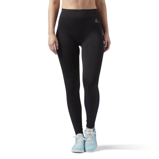 Reebok - Workout Ready Seamless Leggings Black CE1201