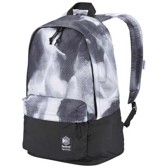 Reebok - Classic Graphic Backpack Grey/Black CE3424