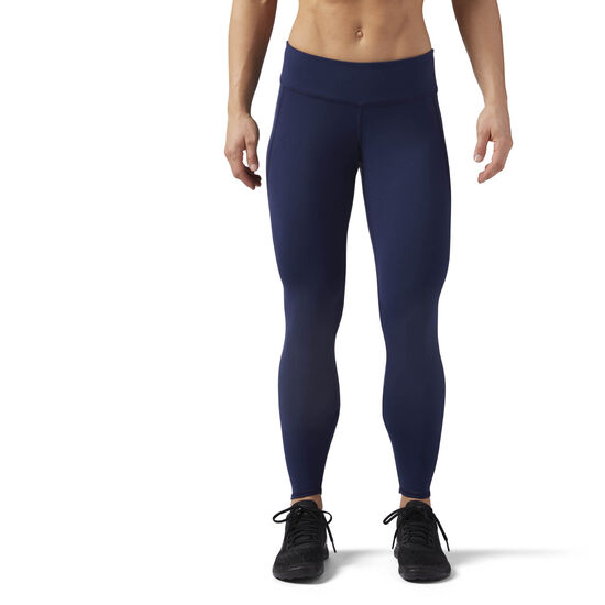 Reebok - Reebok CrossFit Lasercut Tights Collegiate Navy CD5772