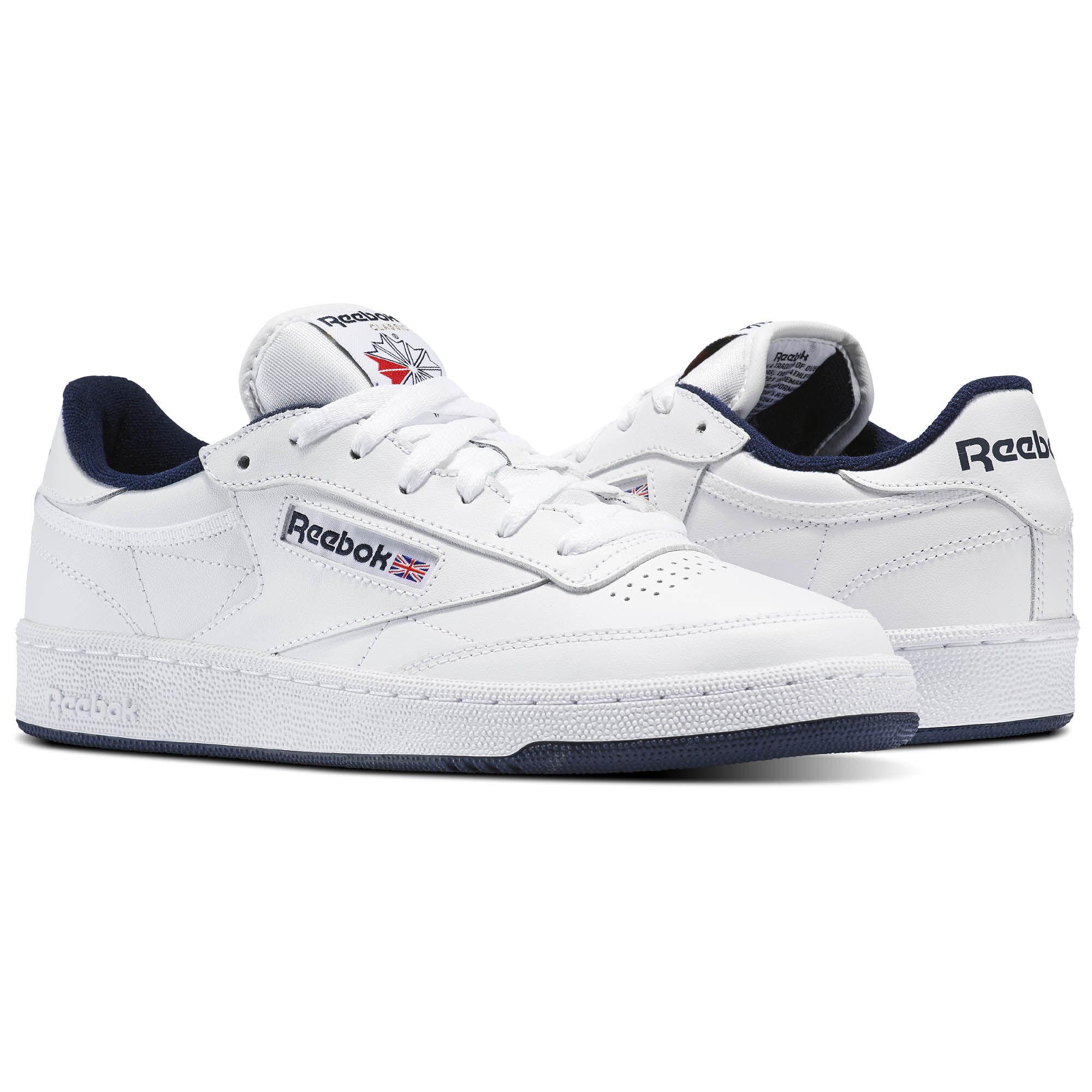 CLUB C 85 - Sneaker low - white/navy imhexJT
