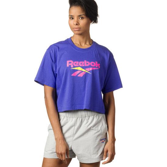 Reebok - LF 2 Toned T-Shirt Acid Blue DP0196
