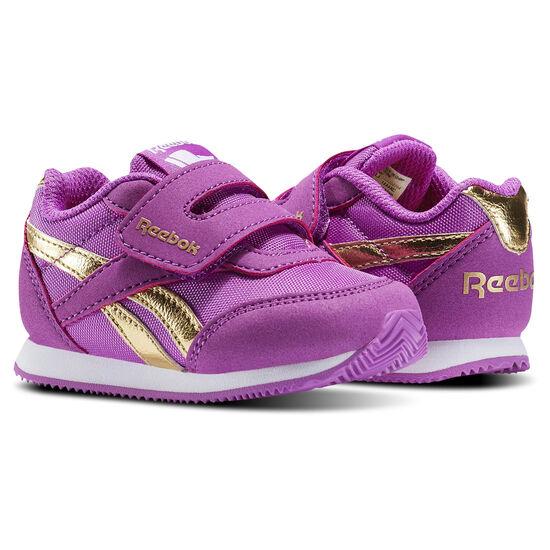 Reebok - Reebok Royal Classic Jogger Vicious Violet/Gold BS8722