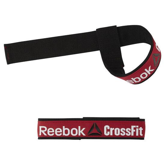 Reebok - Reebok CrossFit Lifting Straps Black AJ6639
