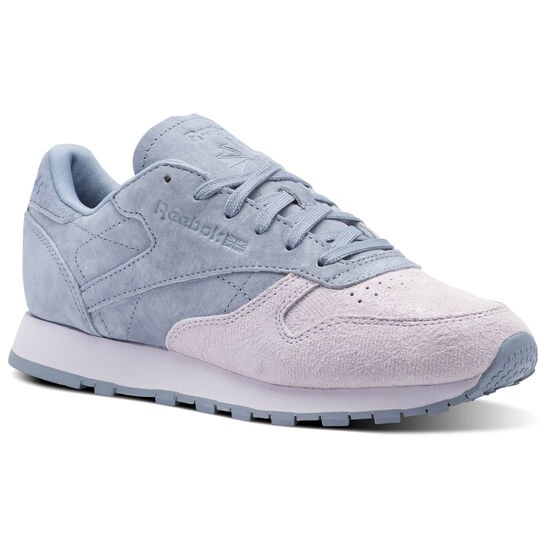 Reebok - Classic Leather NBK Grey/Quartz/Rain Cloud BS9860