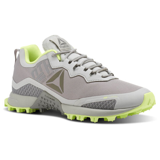 Reebok - All Terrain Craze Skull Grey/Powder Grey/Electric Flash/Pewter CM8829