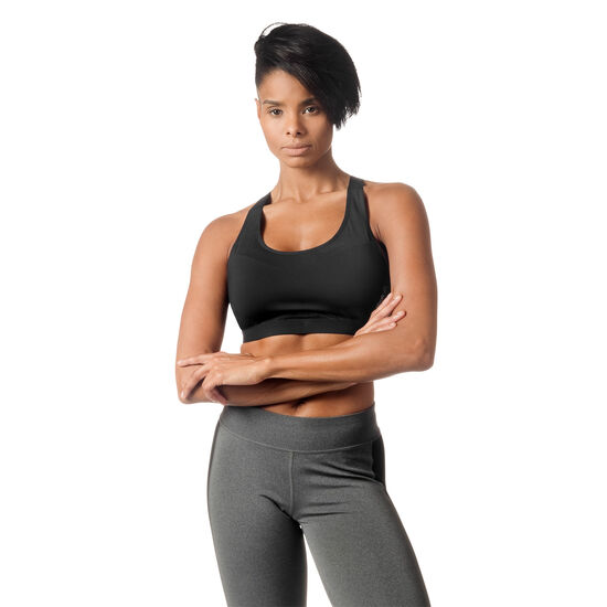 Reebok - Reebok Hero Power Sports Bra Black BJ9701