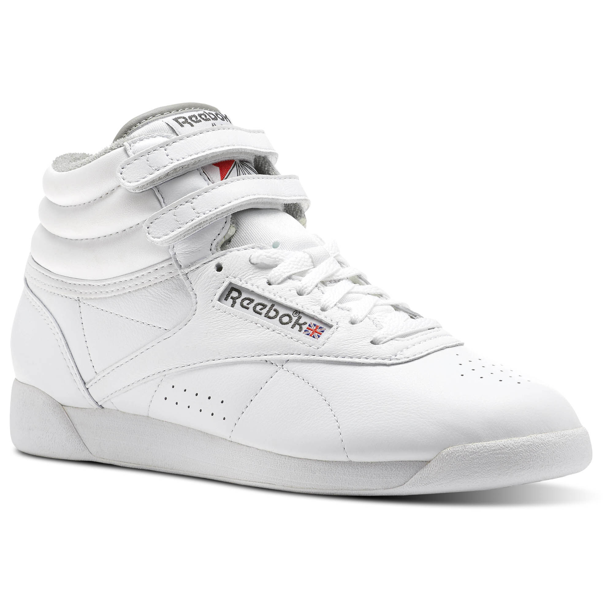 Reebok Freestyle Hi Leather Sneakers Gr. US 8