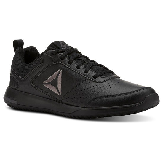 Reebok - Reebok CXT - Synthetic Leather Pack Black/Ash Grey/Silver CN2477