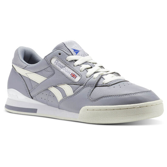 Reebok - Phase I Pro DL Cool Shadow/Acid Blue/Chalk/White CM9291