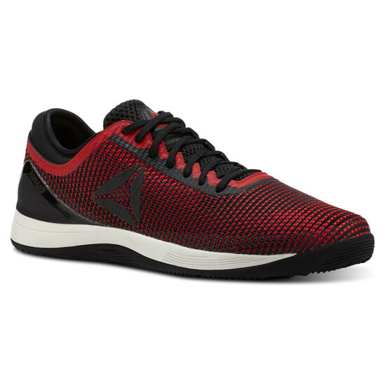 Reebok - Reebok CrossFit Nano 8 Flexweave Black/Primal Red/Cranberry Red/Chalk CN5656