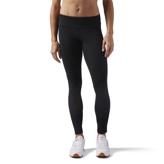 Reebok - Essential Jersey Leggings Black CD8233