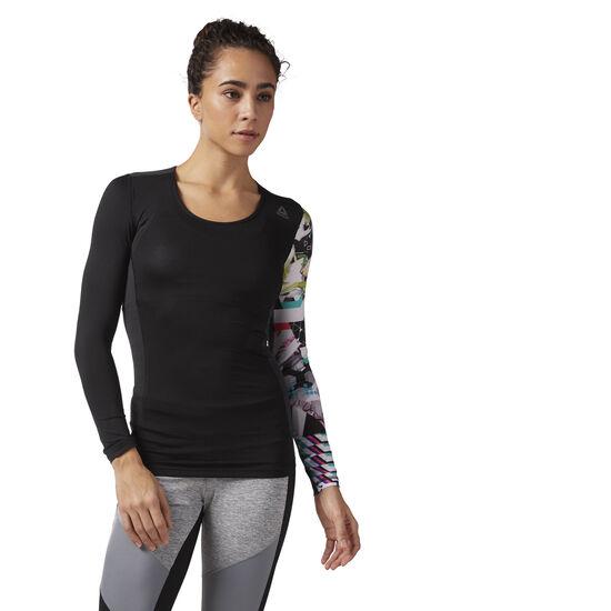 Reebok - Compression Shirt Black CE2656