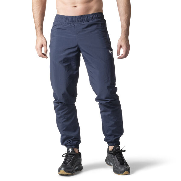 Reebok Archive Vector Track Pant Blue DW9162