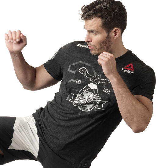 Reebok - UFC Fight Kit Decorated Jersey Black DN2424