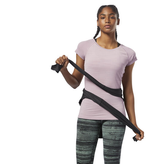 Reebok - ACTIVCHILL Vent Tee Infused Lilac D93880
