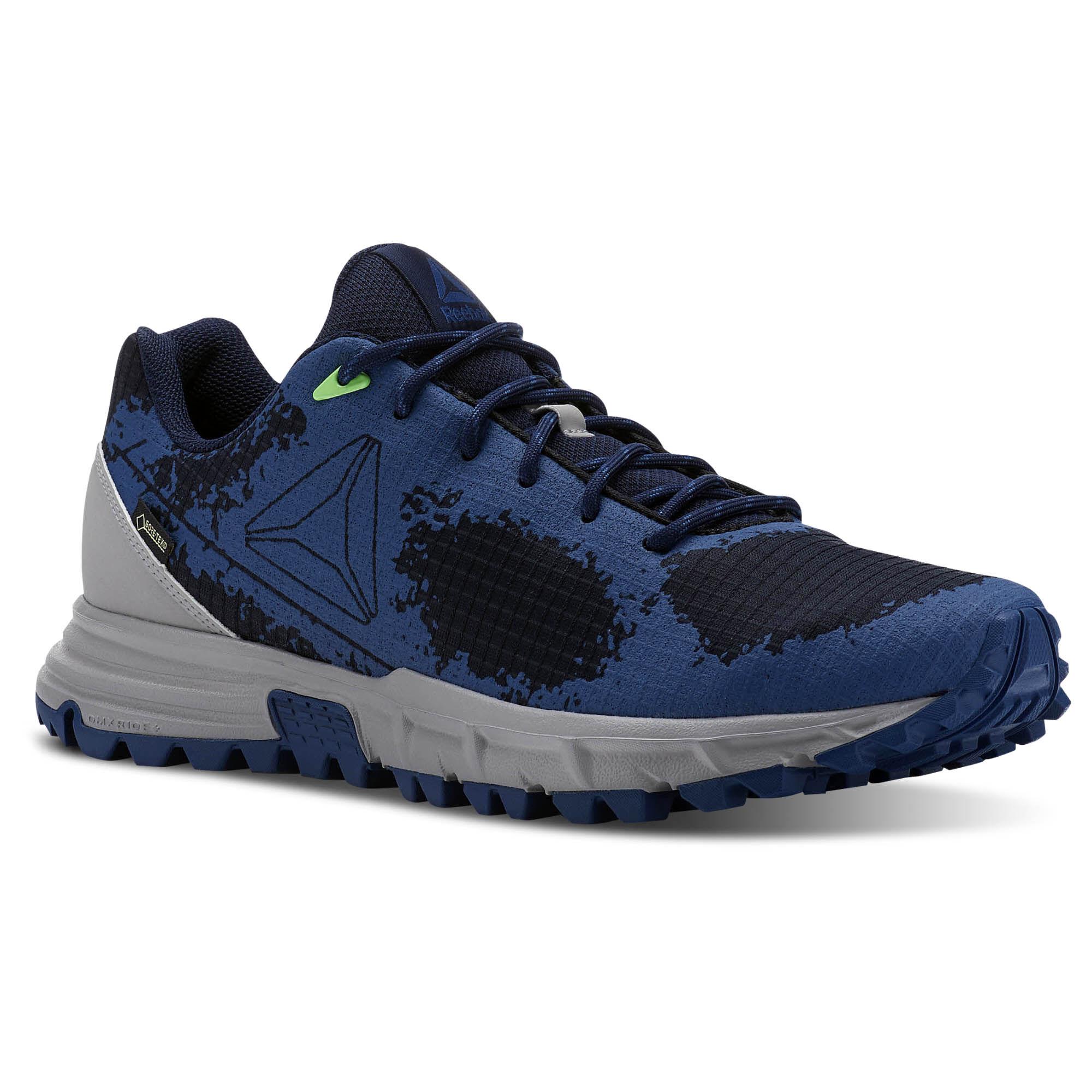 Reebok SAWCUT GTX 6.0 - Trail running shoes - blue