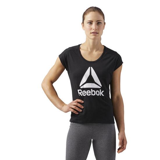 Reebok - Workout Ready Supremium 2.0 Tee Black CE1176