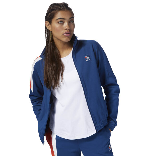 Classics Advanced Track Jacket Blue DH1214