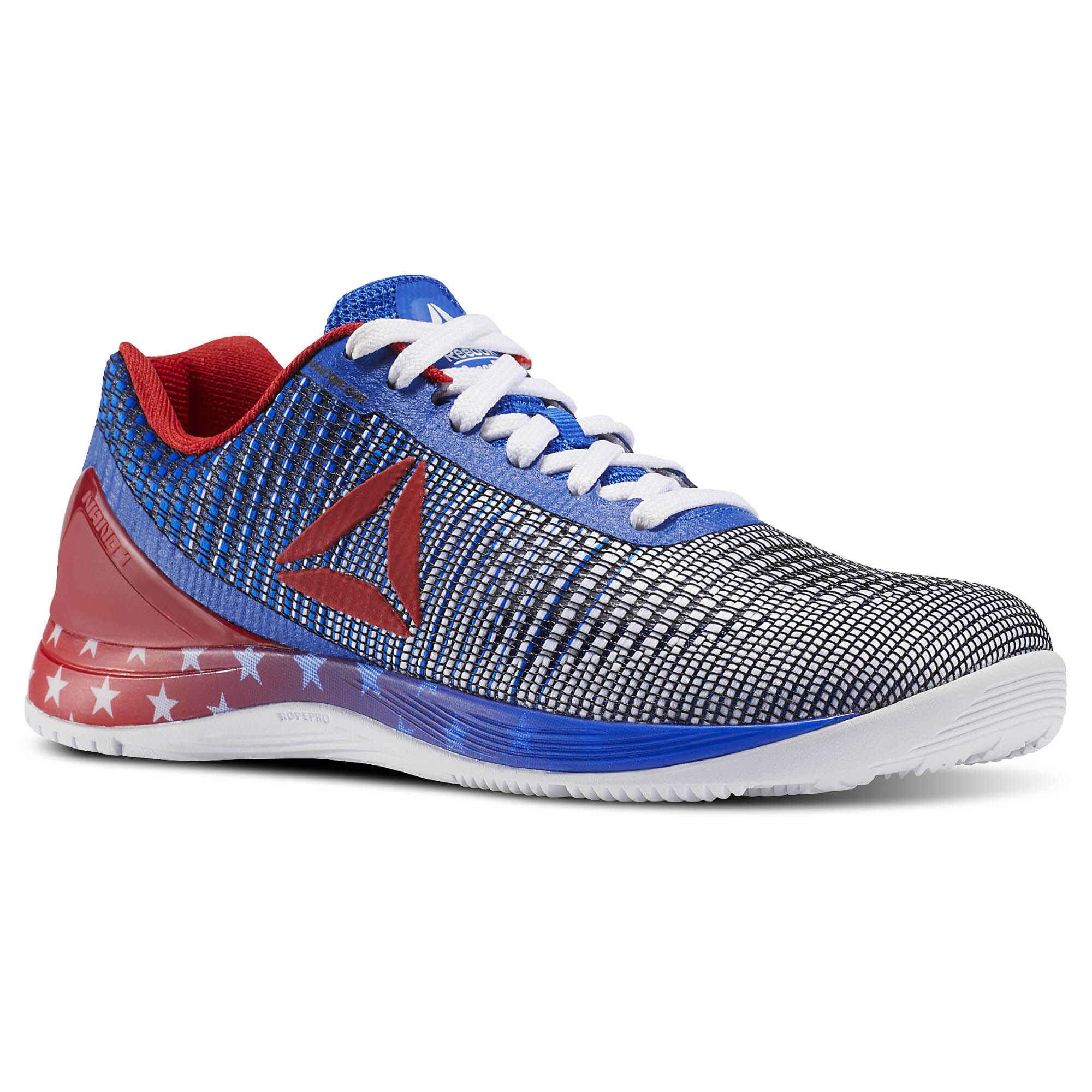 Reebok - Reebok CrossFit Nano 7 Weave 38501 Pack Vital Blue/White/Primal  Red. Read all 478 reviews. Men Fitness & Training