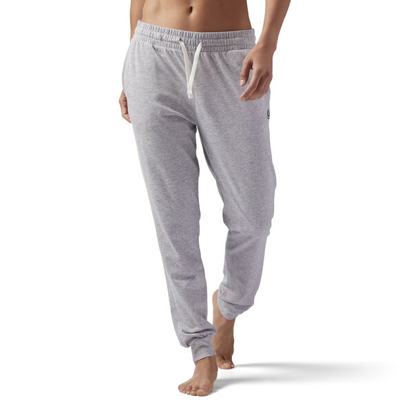 Reebok Training Essentials Jersey Jogger Grey CF8573
