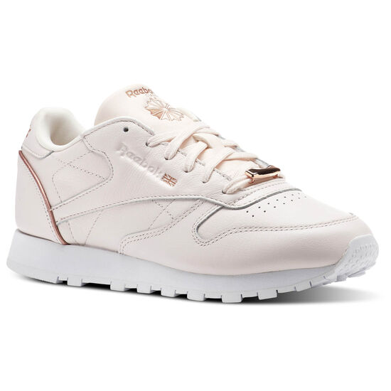 Reebok - Classic Leather HW Pale Pink/Rose Gold/White BS9880