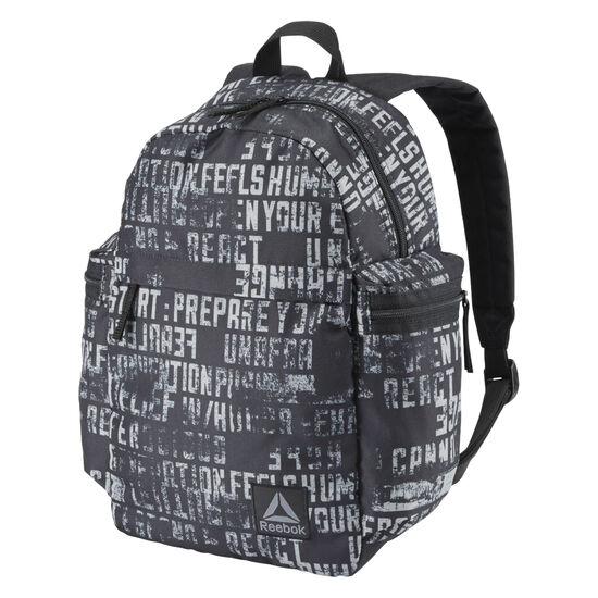Reebok - Kids Graphic Backpack Black DA1772