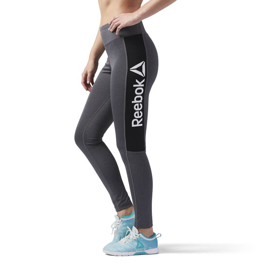 Reebok - Workout Ready Leggings Dark Grey Heather CE1206
