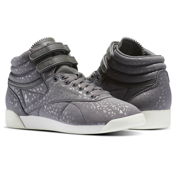 Freestyle Hi LUX TXT Grey BS6278
