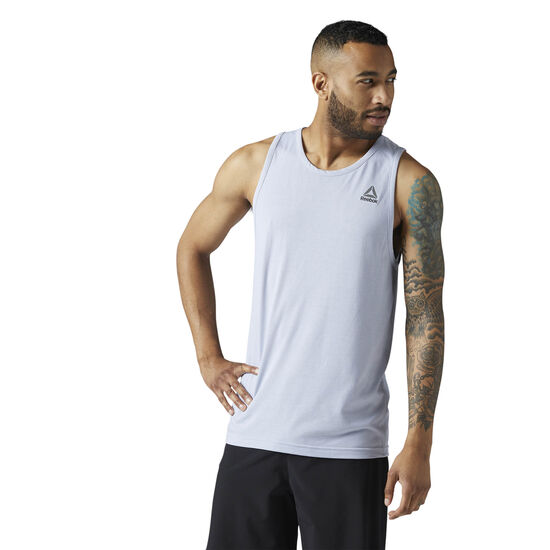 Reebok - LES MILLS Tank Cloud Grey CE6764