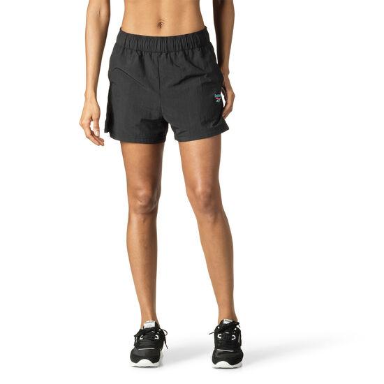 Reebok - Woven Athleisure Shorts Black DP0205