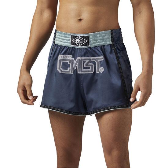 Reebok - Reebok Combat Muay Thai Shorts Smoky Indigo BQ5817