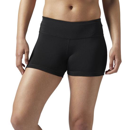 Reebok - Workout Ready Hot Shorts Black BS3712