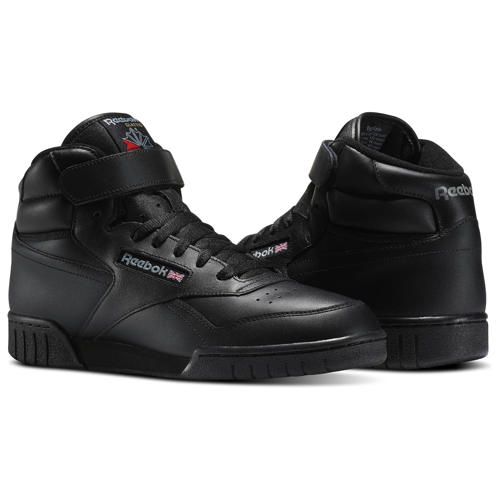 Reebok - Ex-O-Fit Hi Intense Black 3478