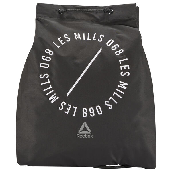 LES MILLS ACTIVECHILL GYMBAG Black CW0147
