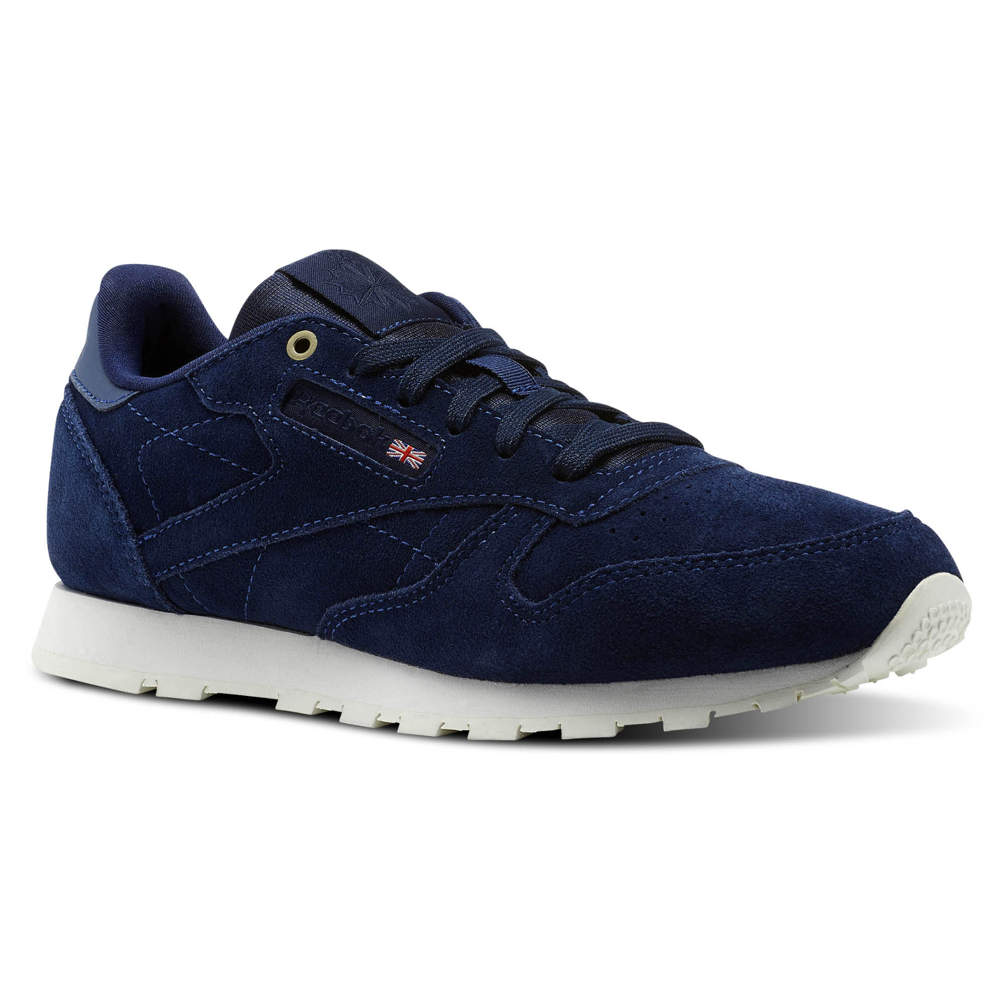 Schuhe Reebok - Cl Leather Mcc CN0001 Blue Note/Chalk Qj72O229e